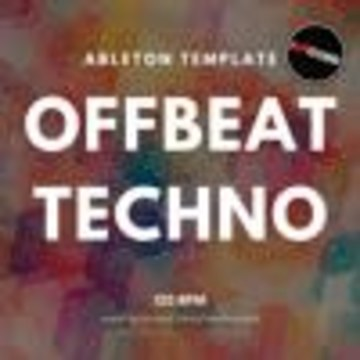 HardTechno and Schranz Samples & Loops - Offbeat Techno Ableton Live Template (Sample Pack LIVE) Artwork