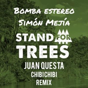 Simón Mejía - Chibi Chibi (Juan Questa Remix) Artwork