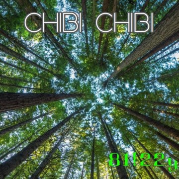 Simón Mejía - Chibi Chibi (81!22y Remix) Artwork