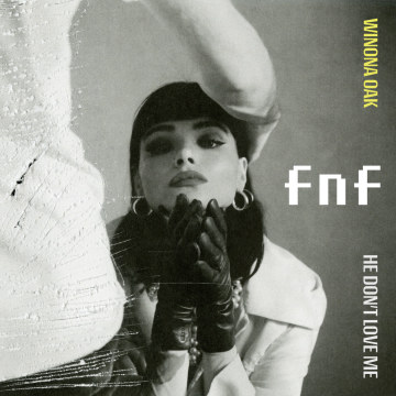 Winona Oak - He Don't Love Me (functionform Remix) Artwork