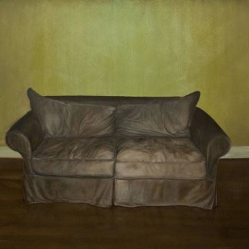 The Alm - Couch. Artwork