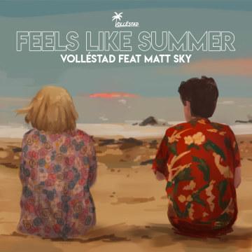 VOLLÉSTAD - Feels like summer Artwork