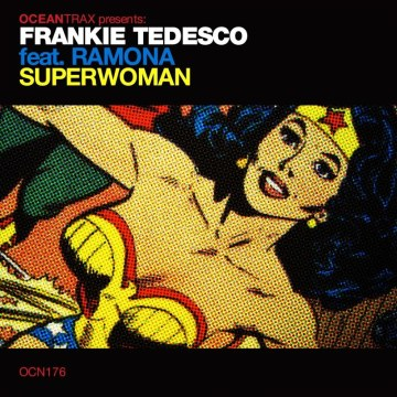 Frankie Tedesco feat Ramona - Super Woman Artwork