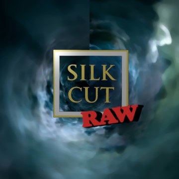 Silk Cut Raw - Lo Fi Pie Artwork