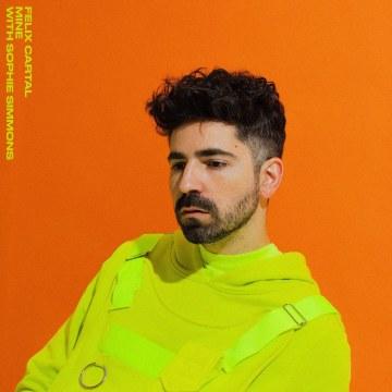 Felix Cartal - Mine (AMNIVORE Remix) Artwork