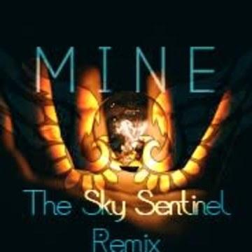Felix Cartal - Mine (The Sky Sentinel Remix) Artwork