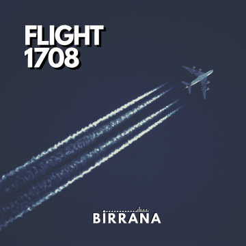Birraña - FLIGHT 1708 Artwork