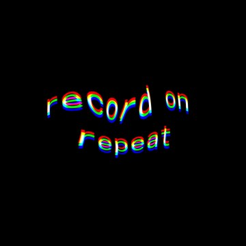 cold noodlin - Record On Repeat feat NJ Artwork