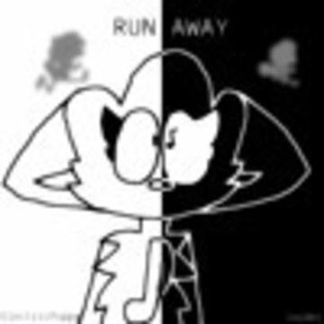 Saidez & ElectricPuppy - Run Away (Ft. FelinalHarmony Vocals) (Original Mix) Artwork
