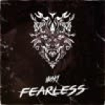 HUSKI - FEARLESS Artwork