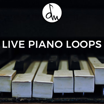 Digital Maestro - Live Piano Loops Artwork