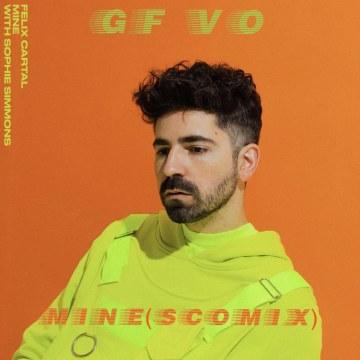 Felix Cartal - Mine (GF Vo Remix) Artwork