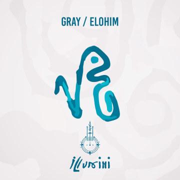 GRAY - Elohim Artwork