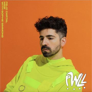 Felix Cartal - Mine (PWLL Remix) Artwork
