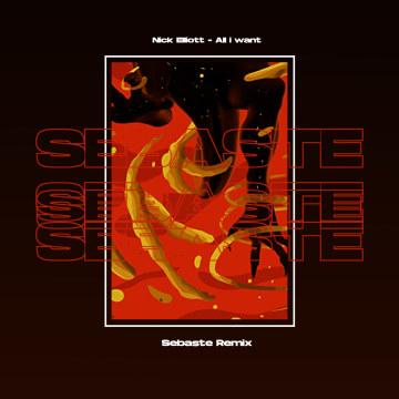 Nick Elliott - All I Want (Sebaste Remix) Artwork