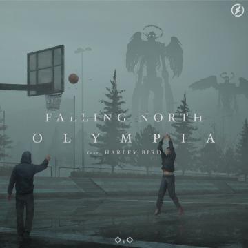 Falling North - Olympia (feat. Harley Bird) Artwork