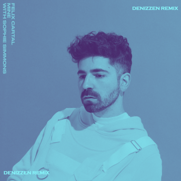 Felix Cartal - Mine (Denizzen Remix) Artwork