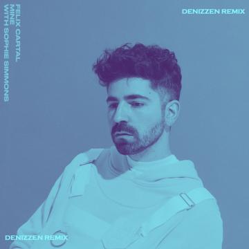 Felix Cartal - Mine (Denizzen Remix) Artwork