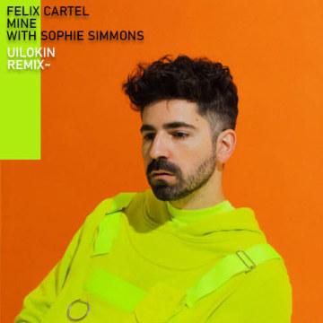 Felix Cartal - Mine (UiloKin Remix) Artwork