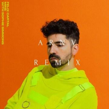 Felix Cartal - Mine (ARNV Remix) Artwork
