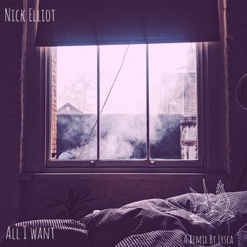 Nick Elliott - All I Want (Lysca Remix) Artwork