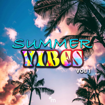 Wonderohe - Summer Vibes Vol 1 Artwork