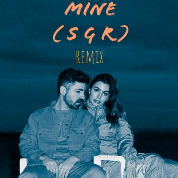 Felix Cartal - Mine (SGR Remix) Artwork
