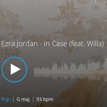 Ezra Jordan - In Case (feat. Willa) (Transit2 Remix) Artwork