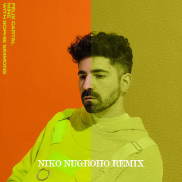 Felix Cartal - Mine (Niko Nugroho Remix) Artwork