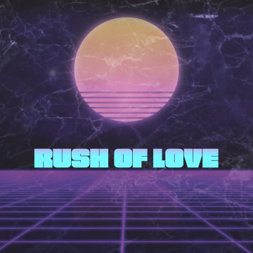 André Theo - Rush of Love Feat. Daggi Artwork