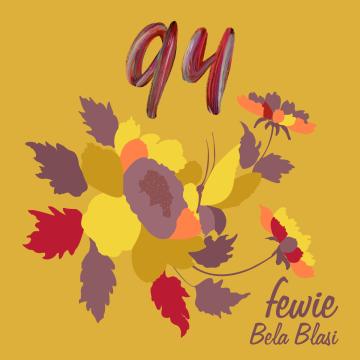 Fewie - 94 ft. Bela Blasi Artwork