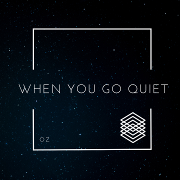 Guster - When You Go Quiet (OZ Remix) Artwork