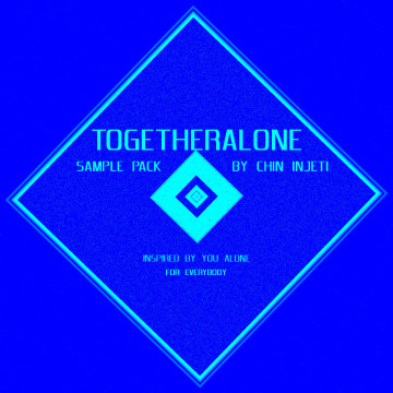 Momenta Recordings - TOGETHER ALONE Artwork
