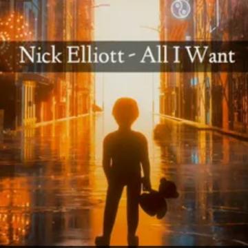 Nick Elliott - All I Want (MUSİC_Cİ Remix) Artwork