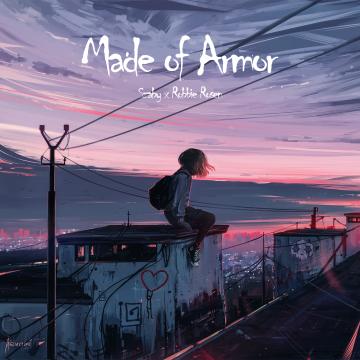 Szaby x Robbie Rosen - Made of Armor Artwork