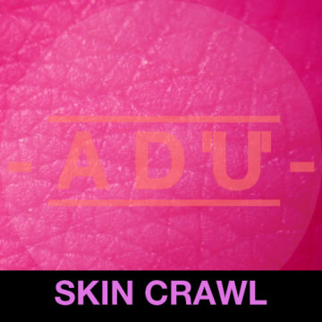 ADU - Skin Crawl Artwork