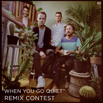 Guster - When You Go Quiet (Ben Lepper Remix) Artwork