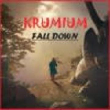 Krumium - Fall Down Artwork