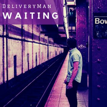 DeliveryMan - Waiting Artwork