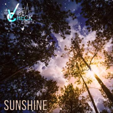 DJ Vibe Check - Sunshine Artwork