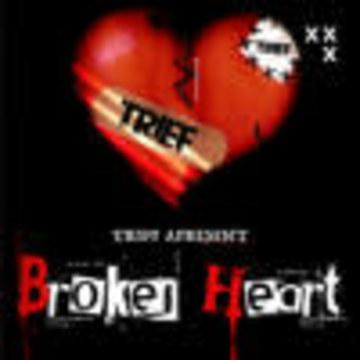 Dj Trief 🇵🇹 - Broken Heart Artwork