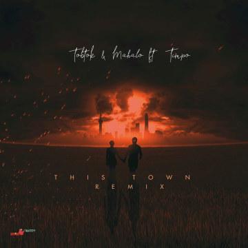 Tobtok - This Town w/ Mahalo ft. Timpo (keemoo Beats Remix) Artwork