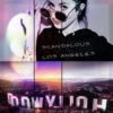 SoUnD WaVeS - Scandalous Los Angeles Artwork