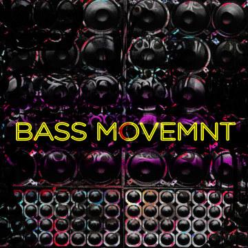 Ravek Music - Bass Movemnt Artwork