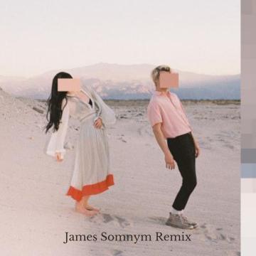 Luna Shadows - Palm Springs (feat. In.Drip.) (James Somnym Remix) Artwork