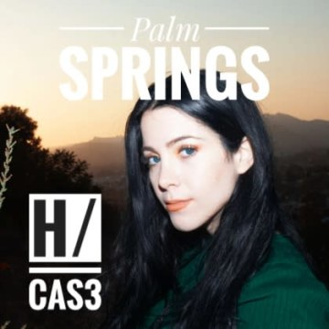 Luna Shadows - Palm Springs (feat. In.Drip.) (Het Barot Remix) Artwork