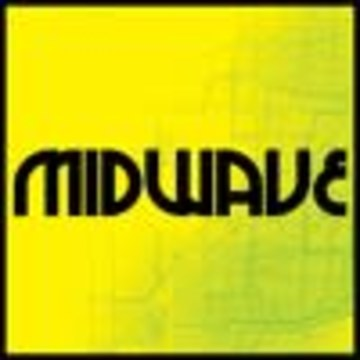 MIDWAVE - Up All Night Artwork