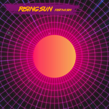Festive Sin - RISING SUN Artwork