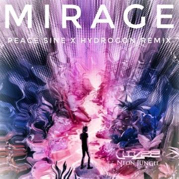 CloZee - Mirage (Peace Sine Remix) Artwork