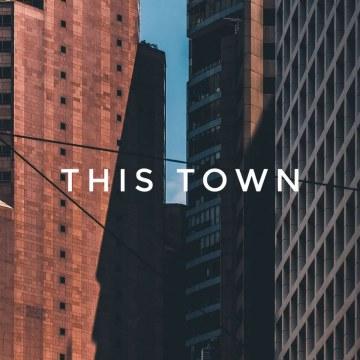 Tobtok - This Town w/ Mahalo ft. Timpo (Släsh Laisina Remix) Artwork